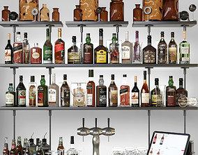 Bar 20 drunk 3D