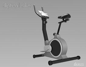 Elliptical Bike 3D model