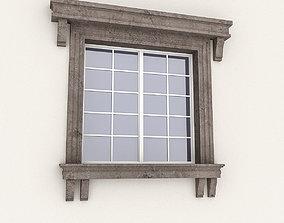 Window Frame 11 3D asset