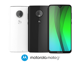 Motorola Moto G7 Collection 3D model