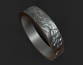 Rustic Ring 3D printable model