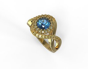 jewelry Jewelry ring 3D print model