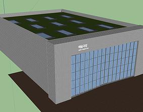 3D model ACC Theater