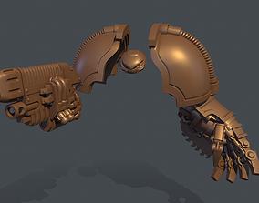 3D print model Cronus Pattern Power Armor Accessories