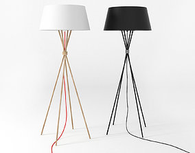 3D Main Floor Lamp
