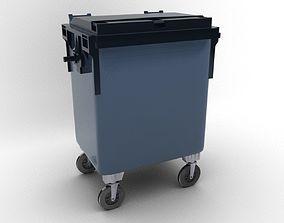Wastebasket 03 3D model
