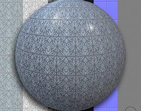 3D model Tile 01 - PBR