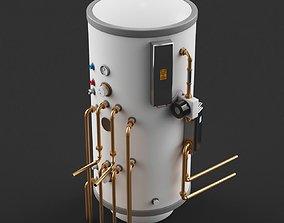 3D model Domestic Boiler