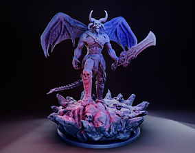 Dark Voin 3D printable model