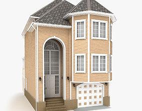 3D model Cottage 70