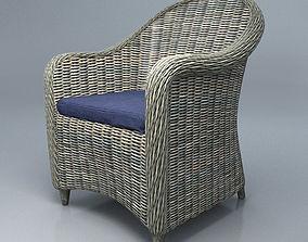 Ravena chair 3D model