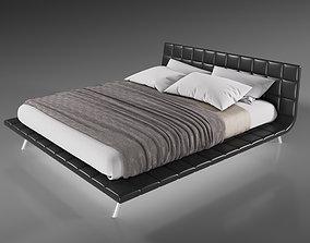 3D model Poliform ONDA Bed