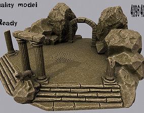 3D model Temples