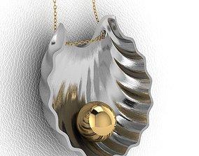 pearl gold 3D print model