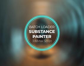 Substance Painter Batch Loader 3D model