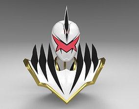 AbareKiller Helmet and armor 3D print model