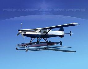 DeHavilland DHC-2 Turbo Beaver V07 3D