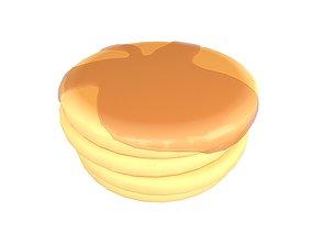 3D asset Pancake v1 003