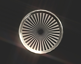 3D asset Inner wheel
