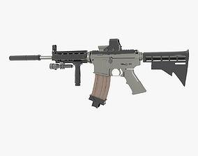 3D Colt M4A1