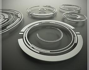 Tech circles-TC1 kit 3D