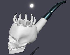 Tobacco pipe 3D printable model