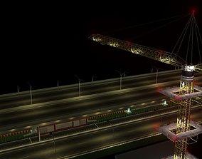 motorway Flyover 3D