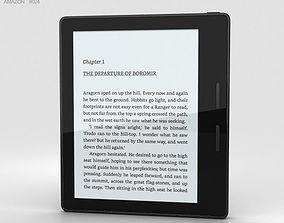 Amazon Kindle Oasis 3D model