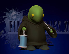 Final fantasy XV tonberry 3d print figureine