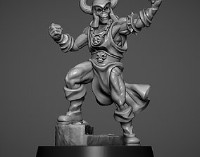 3D printable model The Witchlord