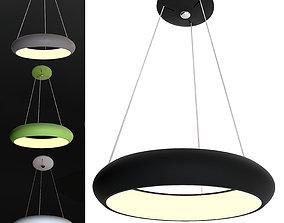 3D model Ceiling lamps set 020