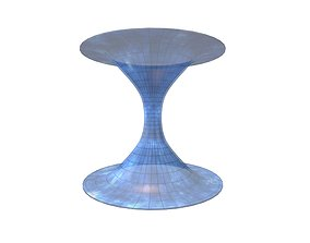 3D model Wormhole v1 005