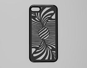 Carcasa IPHONE 7-8 efecto 3D