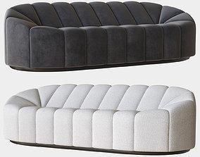 Alpha Club sofa Pierre Paulin 3D model