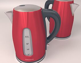 Morphy Richards Teapot 3D model