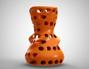 Perforated Vase 3D print model