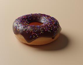 Donut 3D delicious