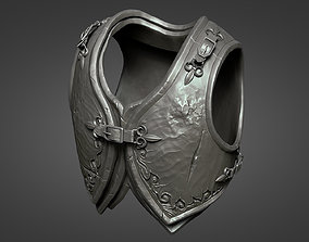 Lich King Armor - Chest 3D printable model