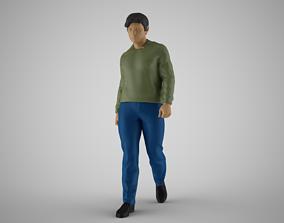 Charismatic 3D print model