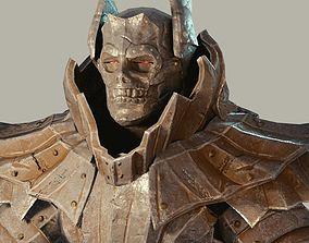 3D model Dark Warrior
