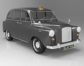 transportation London Taxi 3D model