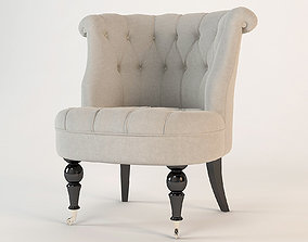 Eichholtz Chair Camden 3D