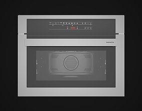 3D BARAZZA Oven MicroWave Feel 45 C4DVray