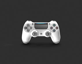 DualShock 4 Wireless Controller for PlayStation 3D model 2