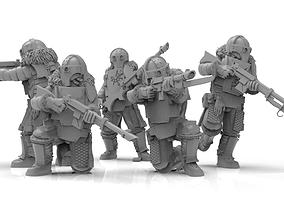 Lunar Auxilia Prototype Models - Kickstarter