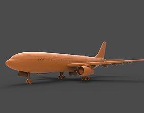 AirbusA320 3D print model