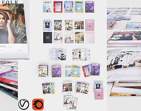 3D Design Magazine Collection