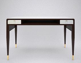 3D Luxurious Writing Desk - Rubelli Casa Rio Novo