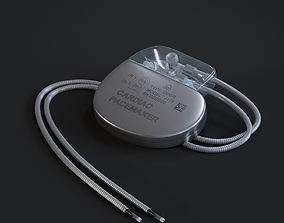 3D Cardiac Pacemaker