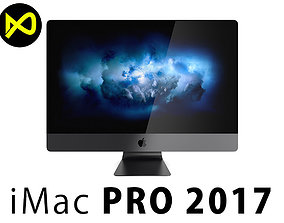 3D model Apple iMac Pro 27-inch 2017 Monitor